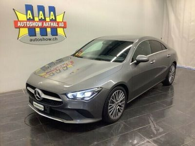 gebraucht Mercedes CLA220 CLA-Klasse CLA 220 d Coupé AMG Line CLA-Klassed Coupé AMG Line