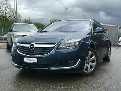 gebraucht Opel Insignia Sports Tourer 2.0 Turbo Cosmo Automatic