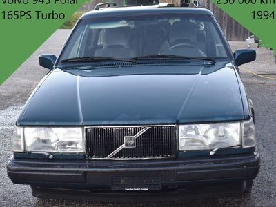 gebraucht Volvo Polar 940 Kombi 2.3Turbo