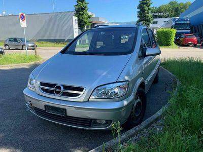 gebraucht Opel Zafira 2.0 DTi Club