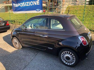 gebraucht Fiat 500 automatica