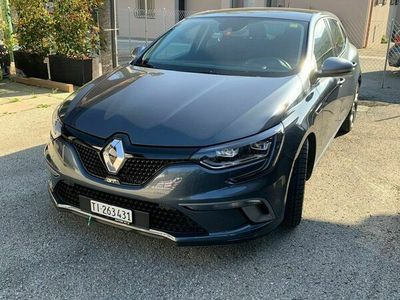 gebraucht Renault Mégane GT Line 1.6 dCi EDC