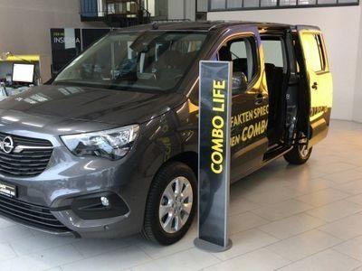 gebraucht Opel Combo Life 1.5 Enjoy