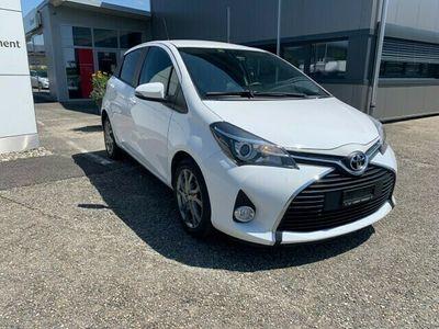 gebraucht Toyota Yaris 1.33 Trend Multidrive S