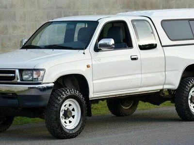 gebraucht Toyota HiLux Hilux HI-LUXLN 170 - L X-TRA Cab SR5
