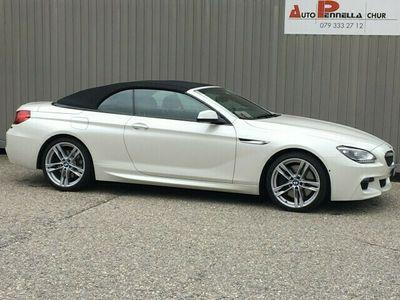 gebraucht BMW 650 Cabriolet 6er i xDrive M-Sport Paket