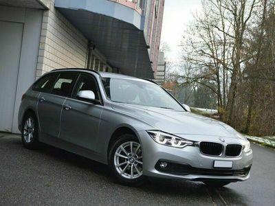 gebraucht BMW 318 3er d Touring Steptronic I FACELIFT I Euro 6 I FULL LED I NAVI I Sitzheizung I DAB I Dachträger