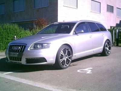 gebraucht Audi RS6 S6 /S6 Avant 5.2 V10 FSI quattro