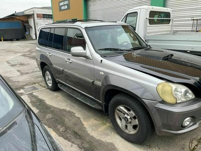 gebraucht Hyundai Terracan Terracan 2.9 CRDi Swiss Edition Automatic2.9 CRDi Swiss Edition Automatic