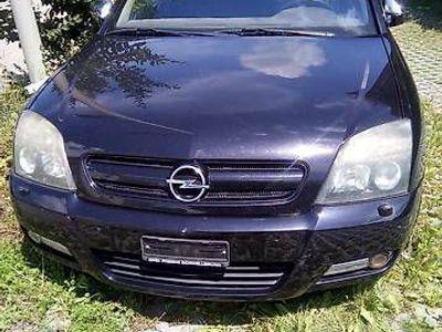 gebraucht Opel Signum 2.0 T (ab Platz)