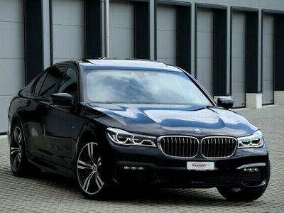 gebraucht BMW 730  d xDrive M Sportpaket Steptronic