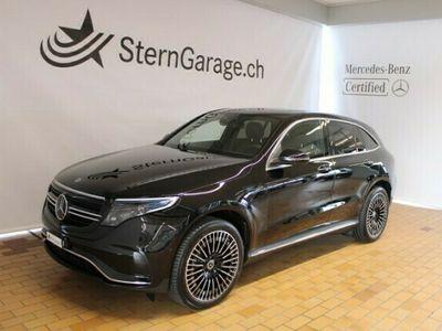 gebraucht Mercedes EQC400 4Matic AMG Line