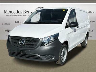 gebraucht Mercedes Vito 119 CDI Lang 9G-Tronic Pro