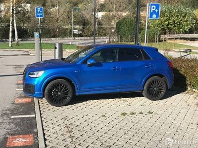 gebraucht Audi Q2 2.0 TFSI sport quattro S-tronic