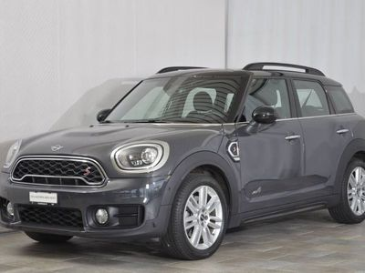 gebraucht Mini Cooper Countryman Countryman 2.0 SD SAG ALL4