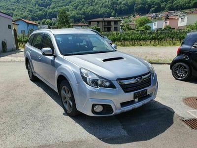 gebraucht Subaru Legacy /outback 4x4 automatica anno 2015 2.0 diesel