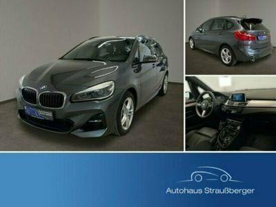 gebraucht BMW 218 d AT M-Sport Navi Sitzh 2xPDC Temp NP:45.000€