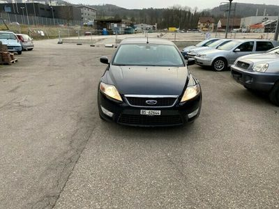 gebraucht Ford Mondeo 2.0 TDCi 16V Ambiente Automatic