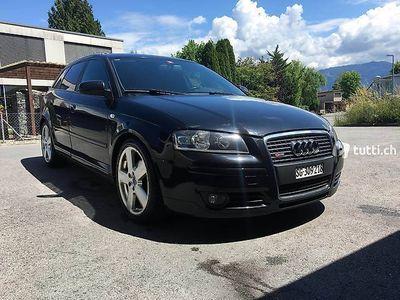 gebraucht Audi A3 Sportback 2.0 FSI S-Line