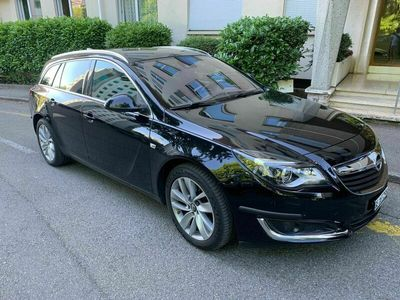 gebraucht Opel Insignia Sports Tourer 2.0 CDTI Sport 4WD Aut.