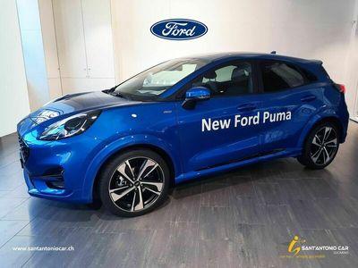 gebraucht Ford Puma 1.0 HEV ST-Line