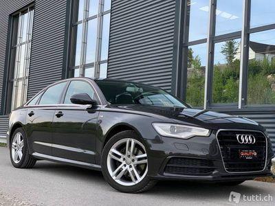 gebraucht Audi A6 2.0 TDI S-LINE