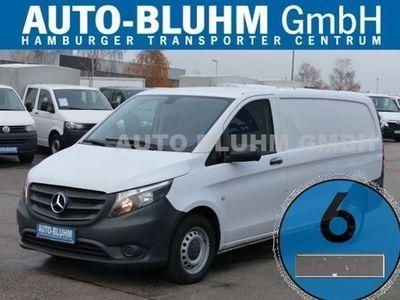 gebraucht Mercedes Vito 111 CDI-EU6 KASTEN LANG + KLIMA + KAMERA