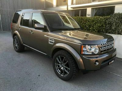 gebraucht Land Rover Discovery 4 Discovery 4 TDV6 HSETDV6 HSE