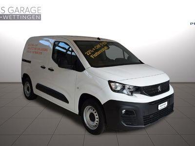 gebraucht Peugeot Partner NEW 1.6 HDi s/s Prem.
