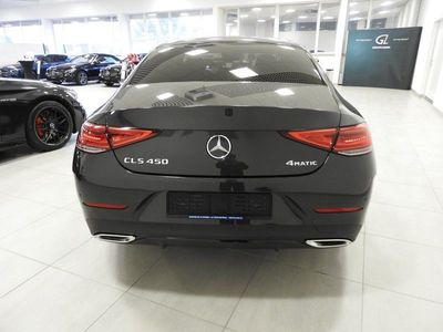 gebraucht Mercedes CLS450 AMG Line 4Matic 9G-Tronic