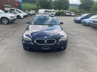 gebraucht BMW 530 5er xi Touring Automat