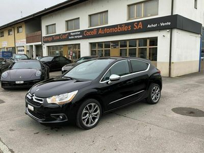 gebraucht DS Automobiles DS4 2.0 HDi Dark Top Automatic