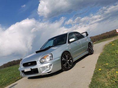 gebraucht Subaru Impreza Wrx