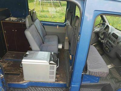gebraucht Mercedes Sprinter Sprinter MB/ VW LT Camping