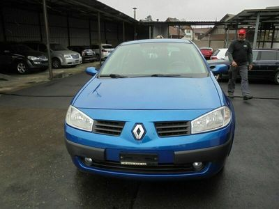 gebraucht Renault Mégane 1.6 16V Dynamique