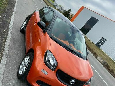 gebraucht Smart ForFour passion twinatic 90PS