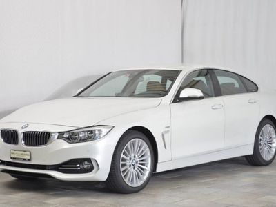 gebraucht BMW 420 Gran Coupé i xDrive Luxury Line Steptronic