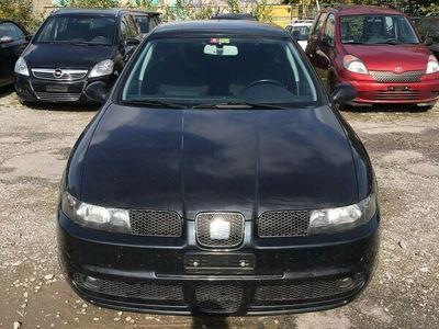 gebraucht Seat Leon 1.8 T Top Sport 4x4