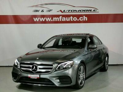 gebraucht Mercedes E350  EAMG Line