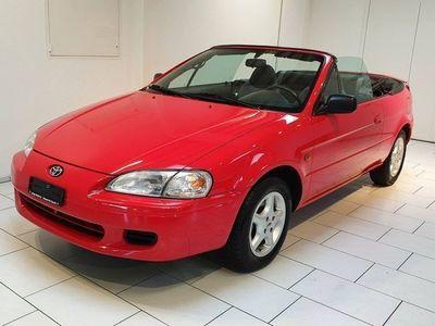 gebraucht Toyota Paseo Cabriolet 1.5