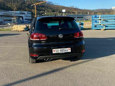 gebraucht VW Golf VI Golf 6 GTDGTD