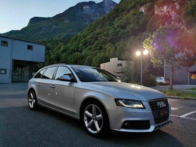 gebraucht Audi A4 S-line 2l Tdi