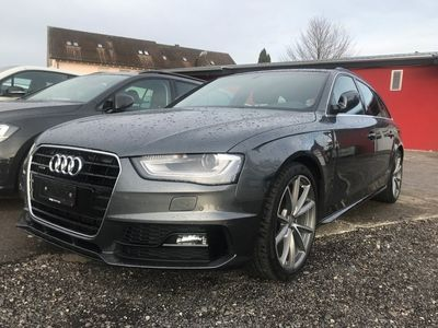 gebraucht Audi A4 Avant 2.0 TDI quattro S-Line