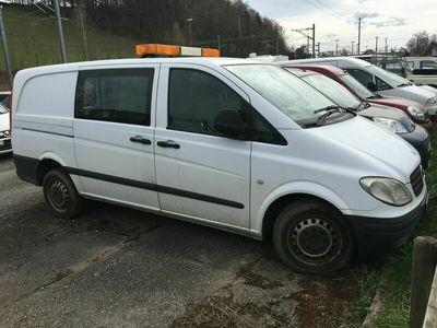 gebraucht Mercedes Vito Vito 111 Kaw. L 2.2 CDI111 Kaw. L 2.2 CDI