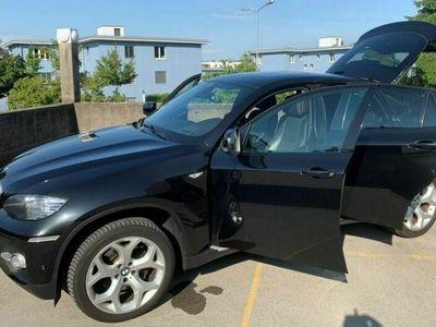 gebraucht BMW X6 xDrive 40d Steptronic (SUV / Geländewagen)
