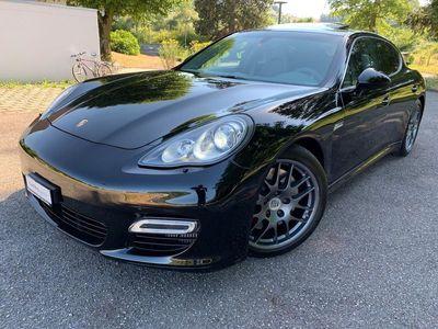 gebraucht Porsche Panamera Turbo 4.8 PDK