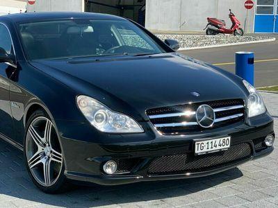 gebraucht Mercedes CLS63 AMG AMG Facelift (Tausch möglich) c63 oder M3