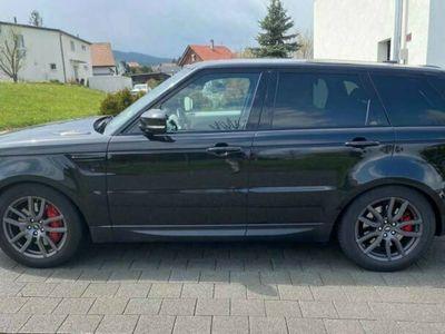 gebraucht Land Rover Range Rover Sport 4.4 SDV8 HSE