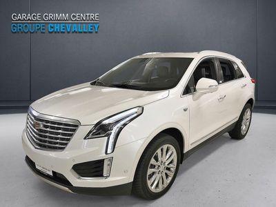 gebraucht Cadillac XT5 Platinum