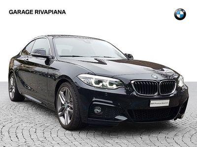 gebraucht BMW 230 i Steptronic